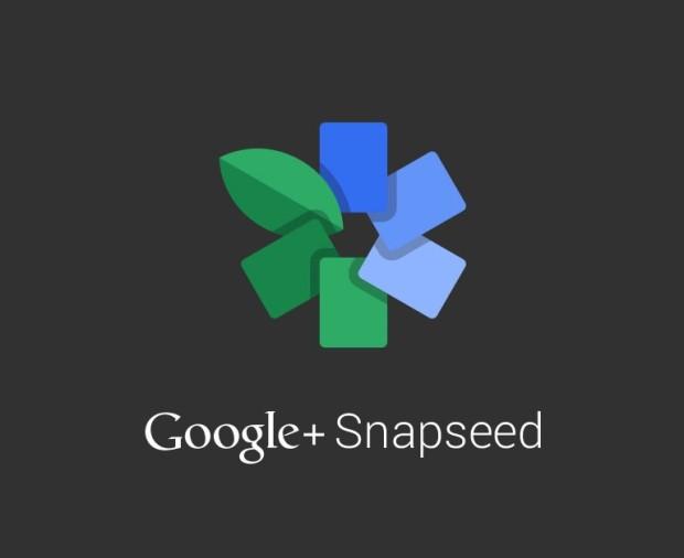 写真加工アプリ Google Snapseed
