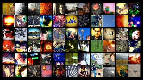 写真スライドショーアプリ『a million moments』