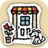 iPhone無料アプリ ブロック積みゲーム「はうすた!」
