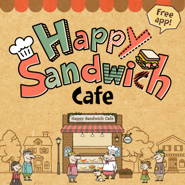 Happy Sandwich Cafe
