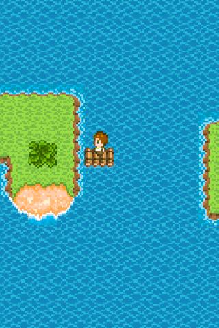 Go to the neighboring island