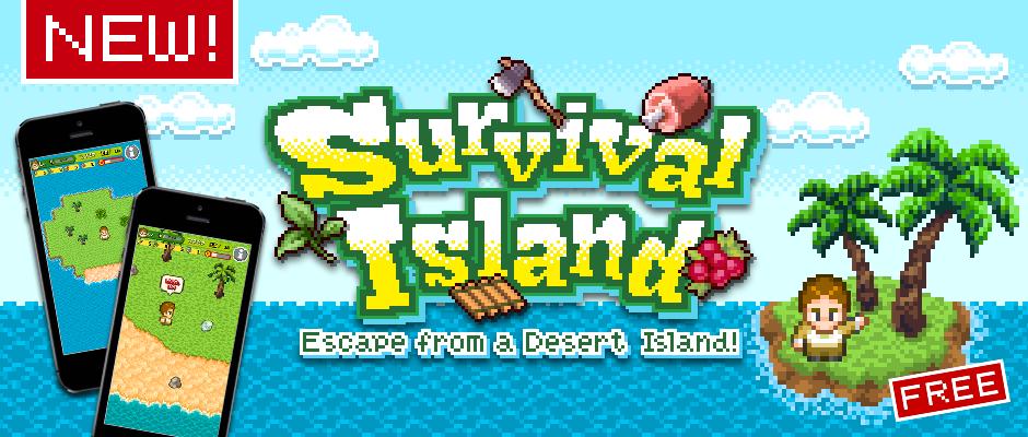 Survival island app city